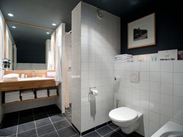 Landal Hof van Saksen 24C - 24 personen - Nooitgedacht - Drenthe - badkamer