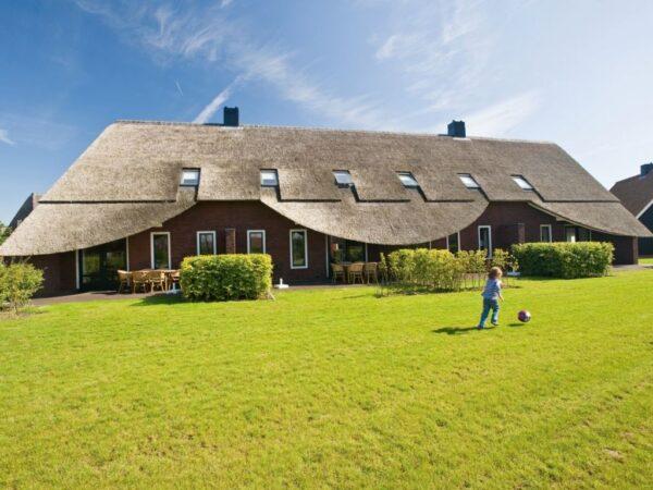 Landal Hof van Saksen 24C - 24 personen - Nooitgedacht - Drenthe