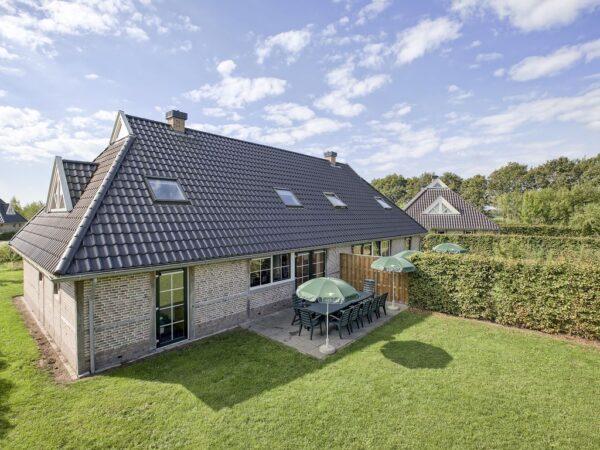 Landal Orveltermarke 24BT - 24 personen - Witteveen - Drenthe - tuin